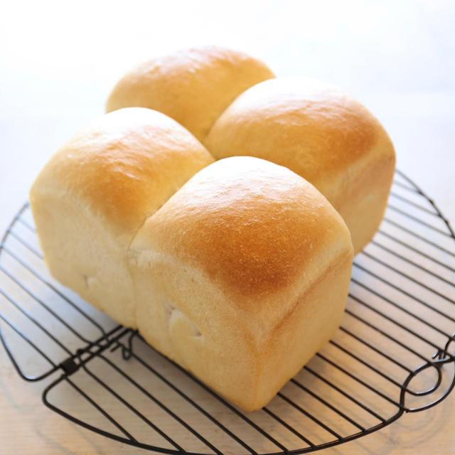 ふんわり濃厚山食パン〜嬉しい出会い