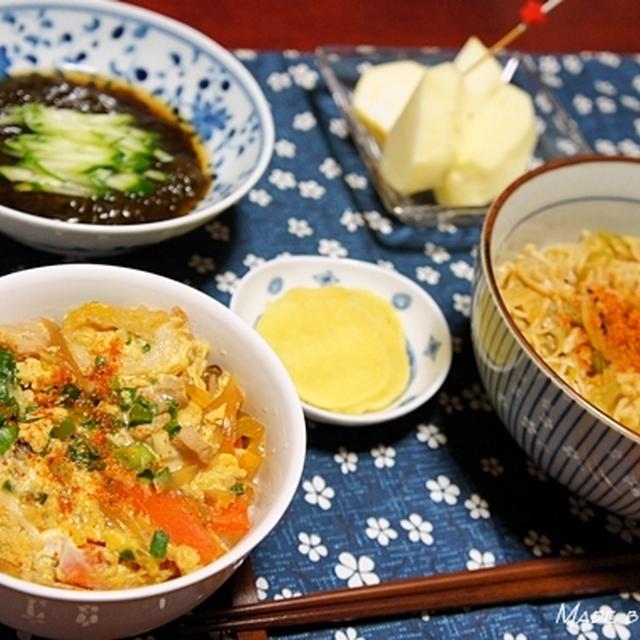 ダイエット食にイイ! 庄司いずみさんの「深夜の富士そば」