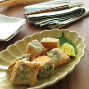 生姜の香りで食欲そそる◎鮭の竜田揚げ☆お弁当やおつまみに♪