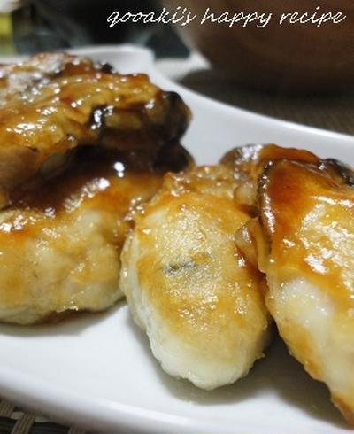 ■ 牡蠣ポンバター
