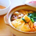 【料理動画】豚キムチ鍋 もちチーズ巾着の作り方レシピ by 和田 良美さん