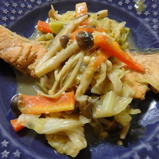 アンチエイジング食材?!秋鮭ちゃんちゃん焼きの美肌レシピと、秋鮭の栄養をご紹介