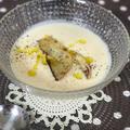 【レシピ】豆乳でつくる酒粕ポタージュ