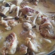 料理代行 鶏のクリーム煮にふわふわ豆腐ハンバーグetc.