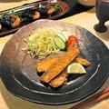 いわしフライとじゃがいも餅のあるもの和食 by shoko♪さん
