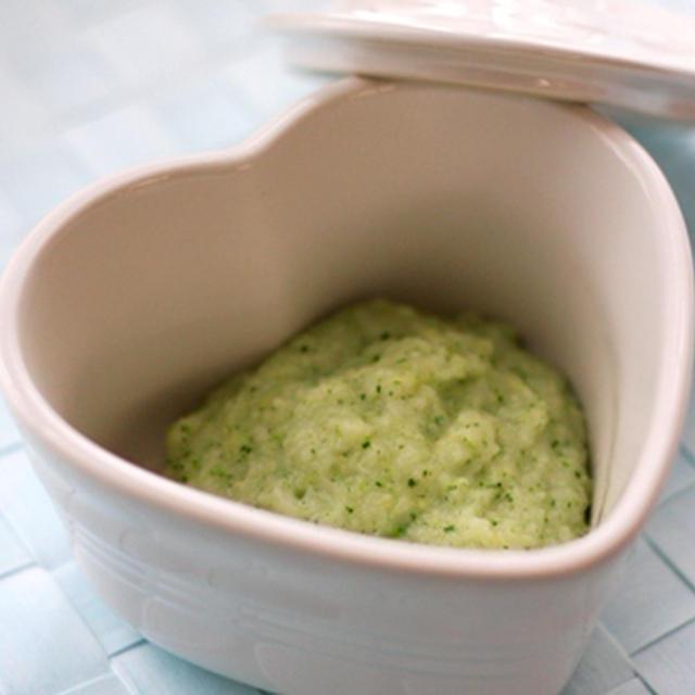 離乳食(7か月) 野菜素麺