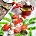 3分で乾杯!バーニャカウダ と 野菜を茹でる時間ポイント by 青山 金魚さん
