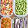 夏野菜たっぷり!カラフルで元気になる「作りおき」たち。(4品)