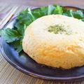 ALL90秒。レンチン3発白だし豆腐のチーズ出し巻き卵(糖質3.9g) by ねこやましゅんさん