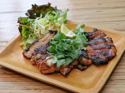 ガイヤーン(タイ風鶏の照り焼き) ナチャダ カンナシェフのレシピ