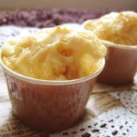 ジャガイモ&コンテチーズのおかずマフィン