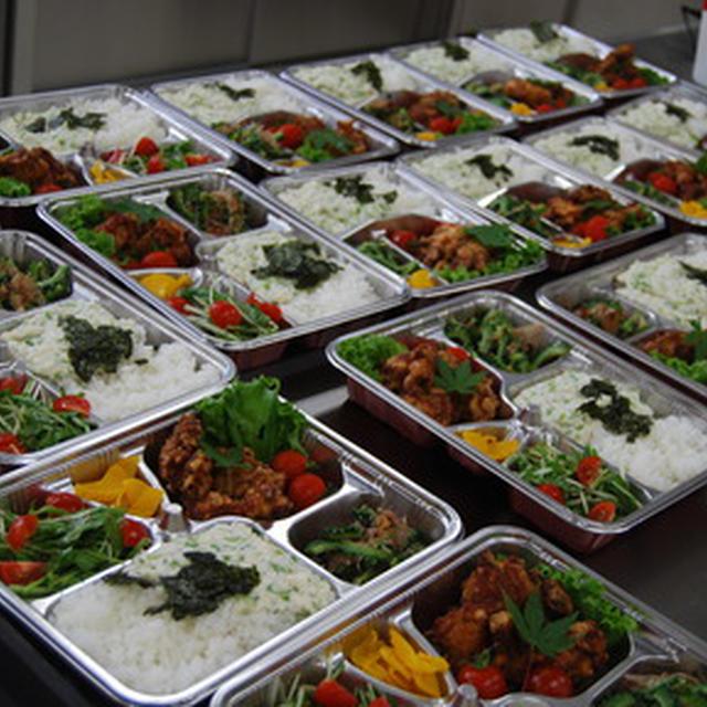 30食の弁当作りと料理教室