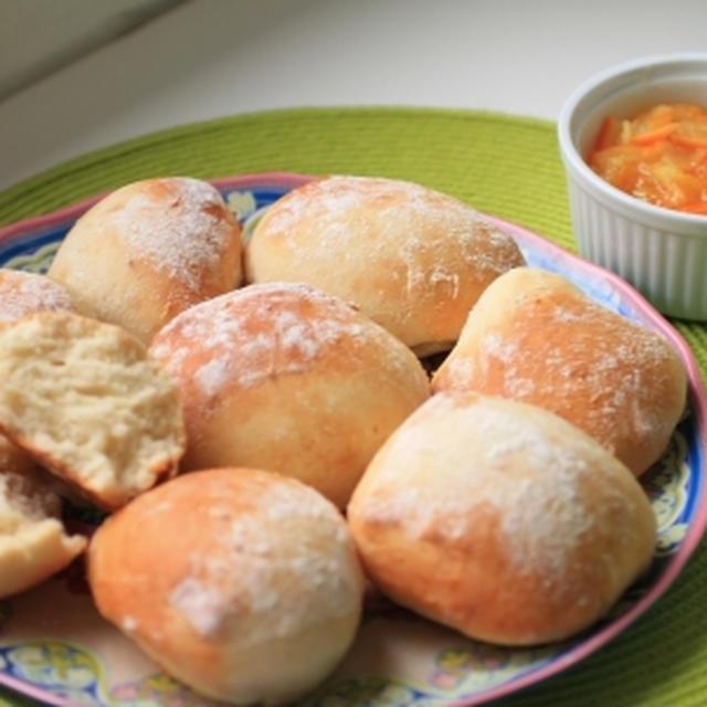 クワルクボレン風ヨーグルトパン