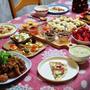 クリスマスイブの晩ごはんと、梅味の和風スープパスタ