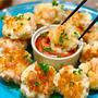 【レシピ】ふわふわぷりぷり♬海老はんぺん焼き♬