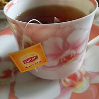 リプトン 紅茶でひらめきのある朝食を♪