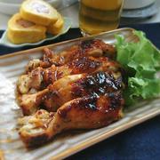 夜仕込んで朝はやくだけ[お弁当に]鶏肉のハニーマスタード