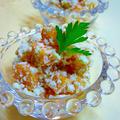 はなまる♪柿の豆乳カッテージ白和え by みぃさん