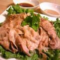 焼き豚しゃぶ♪ by santababyさん