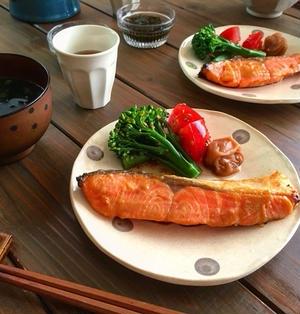 サケのごま味噌漬け焼き(下味冷凍)