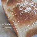 アメリカの計量カップで雑穀パンを作る