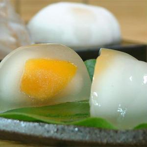 あたたかい部屋で食べたい冷たい柿スイーツ「柿こーり」【奈良県】