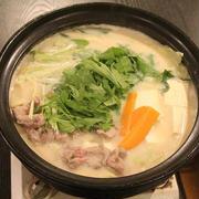 少ない調味料で絶品の豆乳鍋を作ろう!!