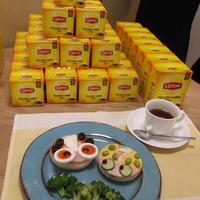 リプトン紅茶はポジティブさと癒しの味