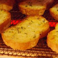 【レシピ】イタリアンハーブのガーリックトースト、カルーアリッキー