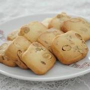 素焼きナッツのさくさくクッキー
