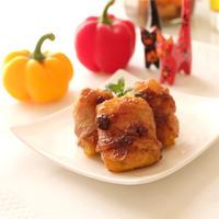秋の味覚☆『サツマイモ•りんごを豚肉で巻いて』フルブラとレーズンとともに♪♪