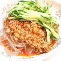 ジャージャー麺 レシピ