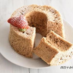HMでふわふわ!オーブン不要の「楽ちんシフォンケーキ」5選