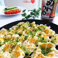 《レシピ有》みんな大好き♡ゆで卵のめんつゆ漬け、七田式。