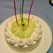 Happy Birthday! と、ちょっと怖かった話