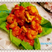 海老のトマト煮