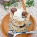 今日はアイスクリームの日!今年も手作りコーヒーアイス&コーヒーパフェ