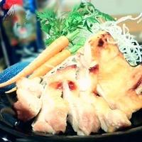 鶏の塩麹漬けオーブン焼き