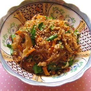 ピリ辛が美味しい!ご飯が進む「春雨料理」レシピ