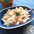 3分で簡単栄養価抜群♪納豆と大根めんつゆ和え(火不要)