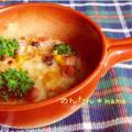 ドリア ☆明太パスタ ☆ ミンチカツ ☆ お鍋でご飯