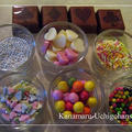 デコチョコ作り♪たくさんできました! by かなまるさん