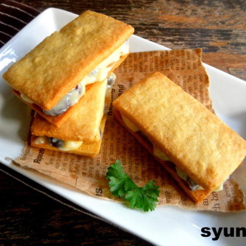北海道のあの味をおうちでも!再現「バターサンド」レシピ