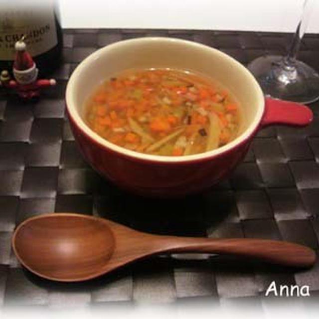 和風☆トロトロ野菜のしょうがスープ by.Anna