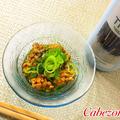 納豆嫌い必見! オリーブオイルで納豆を食む!  #納豆 #納豆ごはん #オリーブオイル