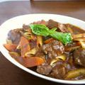 【簡単レシピ】牛肉とペンネのデミグラスソース煮込み♪ by bvividさん