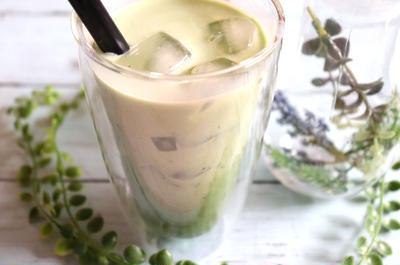 【簡単】片栗粉でなんちゃって抹茶タピオカ&抹茶ワラビ餅風