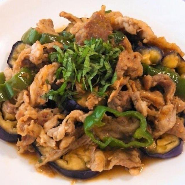 【レシピ】豚肉と夏野菜のにんにく醤油レンジ蒸し