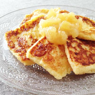 冷やして美味しい柔らかフレンチトースト&エースをねらえ!