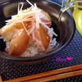 サラサラっと♬*我が家の鯛茶漬け♡゙ by Mariさん